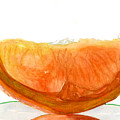 Orange Reflection by Rich Stedman