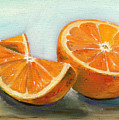Orange by Sarah Lynch