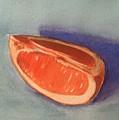 Orange Slice 2 by Katherine  Berlin