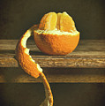 Orange Still Life by Amanda Elwell