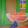 Orange by Virgil Dublin