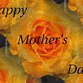 Orange You Lovely Mothers Day by Tim Allen