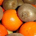 Oranges And Kiwis by Lynda Lehmann