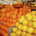 Oranges And Lemons by Michiale Schneider