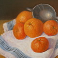 Oranges And Tangerines by Donelli  DiMaria