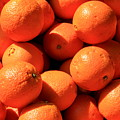 Oranges by David Dunham