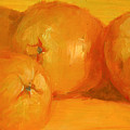 Oranges by George Malek