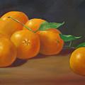 Oranges by Joni Dipirro