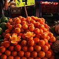 Oranges by Karl Magsig