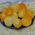 Oranges by Leila Atkinson