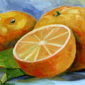 Oranges by Lewis Bowman