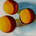 Oranges by Lois Boyce