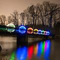 Orbs On Osceola Bridge by Brian Anderson