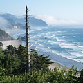 Oregon Beach by James Johnstone