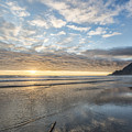 Oregon Beach by Jon Glaser