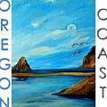 Oregon Coast Graphics by Jean Habeck