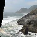 Oregon Coast by Larry Keahey