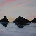 Oregon Coast by Lynn Quinn