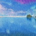 Oregon Coast Twilight by Dominic Piperata