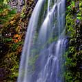 Oregon Falls by Scott Mahon