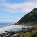 Oregon Ocean View - 6 by Christy Pooschke