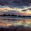 Oregon Sunset by Diana Powell