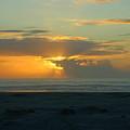 Oregon Sunset by Neal Itzkowitz