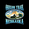 Oregon Trail Nebraska History Design by Peter Potter