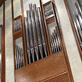 Organ Pipes by Ann Horn