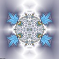 Organic Fractal by Gregory  Pirillo