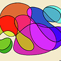 Organic Kaleidoscope by ME Kozdron