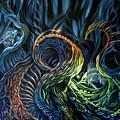 Organic Underworld by Todo Brennan