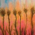Organic Watercolor Art by Lilia D