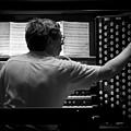Organist Rehearsing by Jenny Setchell