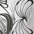 Organza Bloom by Rosita Larsson