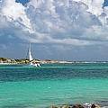Orient Beach Catamaran by Brian Jannsen