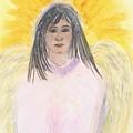 Oriental Angel by Karen Jane Jones