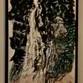 Oriental Falls by Larry Wilkinson