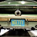 Original Bulitt Mustang by Randy J Heath