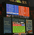 Orioles Game At Camden Yards by Emmy Vickers