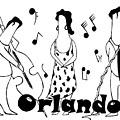 Orlando Jazz by Jack Norton