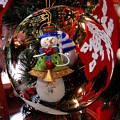 Ornament 1 by Joyce StJames