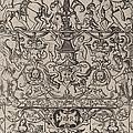 Ornament Panel: Mars, God Of Battles by Nicoletto Da Modena