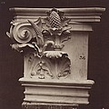 Ornamental Sculpture From The Paris Opera House (column Detail) by Louis-?mile Durandelle