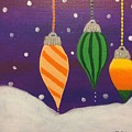 Ornaments by Rita Parrish
