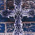Ornate Cross 2 by Angelina Vick