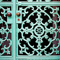 Ornate Doors by Todd Blanchard