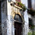 Ornate Italian Doorway by Marilyn Hunt