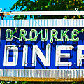 O'rourke's Diner by Susan Vineyard