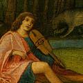 Orpheus Giovanni Bellini by Eloisa Mannion